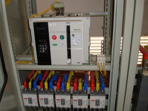 Cung ấp tủ điện MSB